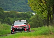 WRC 2017/Citroen. Germania Flash. Mikkelsen-Jaeger, un podio d'argento che vale oro