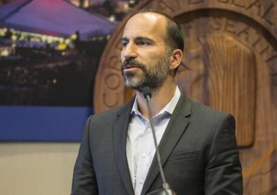 Uber si affida a Dara Khosrowshahi ex capo di Expedia