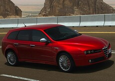 Alfa Romeo 159 SportWagon (2006-13)