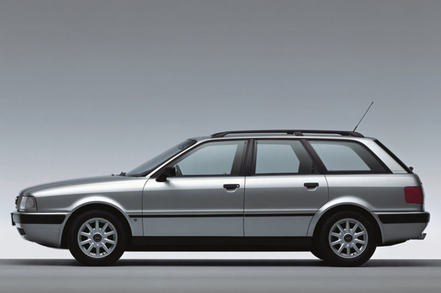 Audi 80 Avant 2 0 E Cat 16v Quattro 08 1994 11 1995