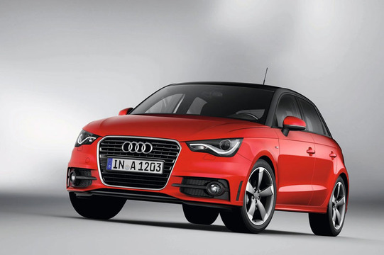 audi a1 sportback 1 4 tfsi 125 cv admired 01 2016 prezzo e scheda tecnica. Black Bedroom Furniture Sets. Home Design Ideas