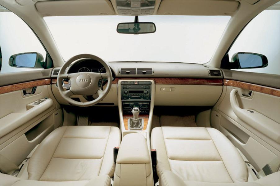 Listino Audi A4 Avant 2001 04 Usate Automoto It