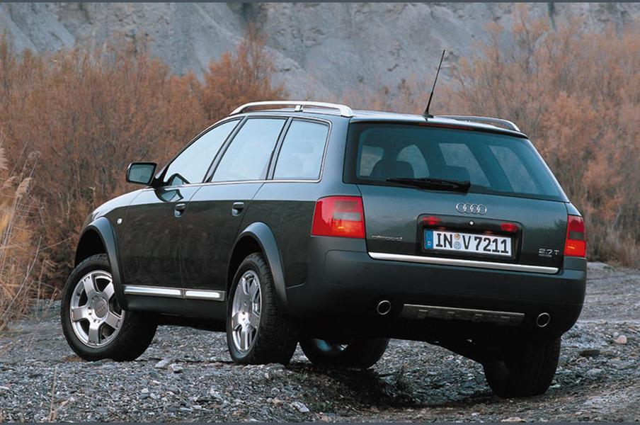 Audi A6 allroad 2.5 TDI 163 CV (3)
