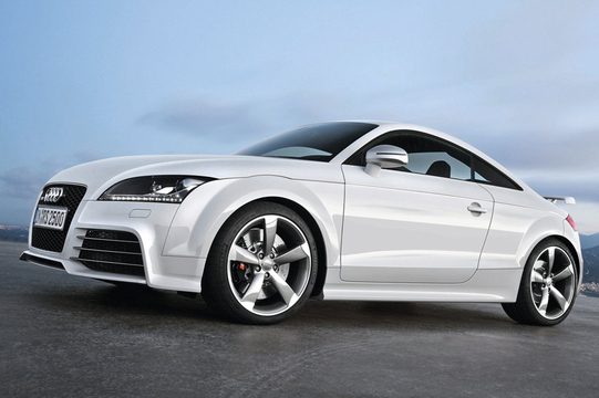 Audi TT RS Coupé (2009-14) (2)