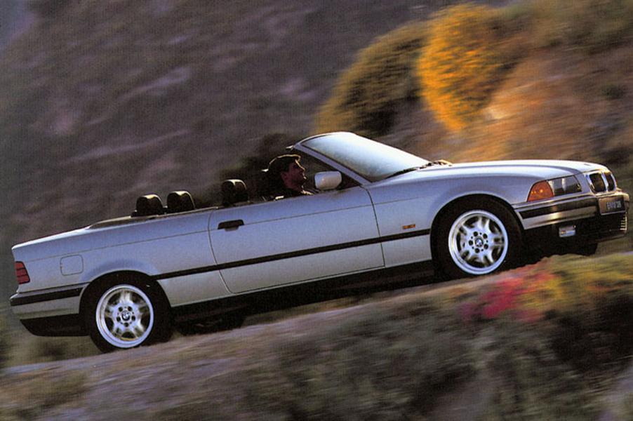 bmw serie 3 cabrio 318i cat let 04 1994 09 1994. Black Bedroom Furniture Sets. Home Design Ideas
