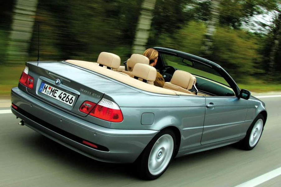 listino bmw serie 3 cabrio 2000 06 usate. Black Bedroom Furniture Sets. Home Design Ideas