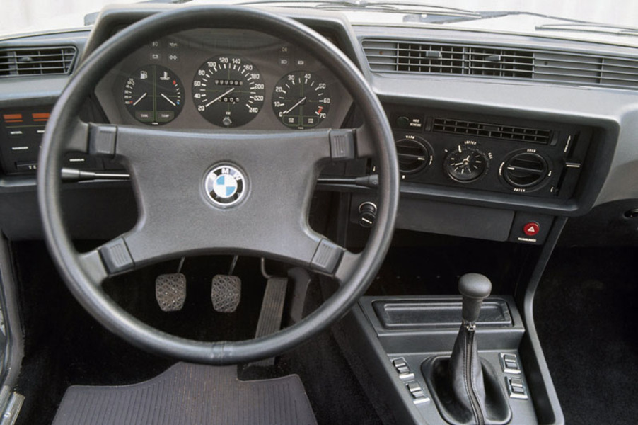 Bmw serie 6 coup 635 csi 10 1978 12 1982 prezzo e for Interieur 635 csi