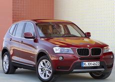 BMW X3 (2010->>)