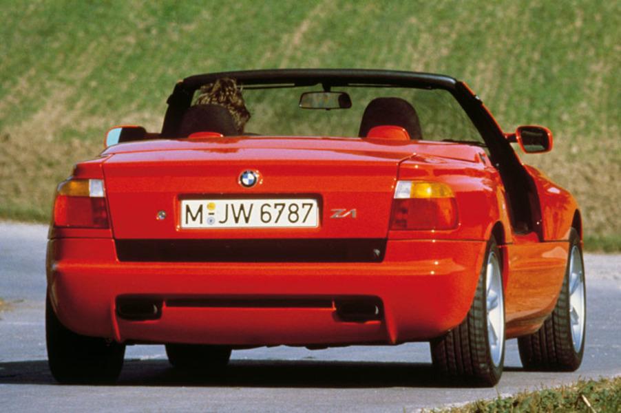 listino bmw z1 cabrio 1989 94 usate. Black Bedroom Furniture Sets. Home Design Ideas