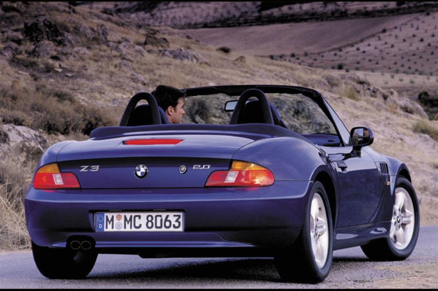 Listino Bmw Z3 Cabrio 1996 02 Usate Automoto It