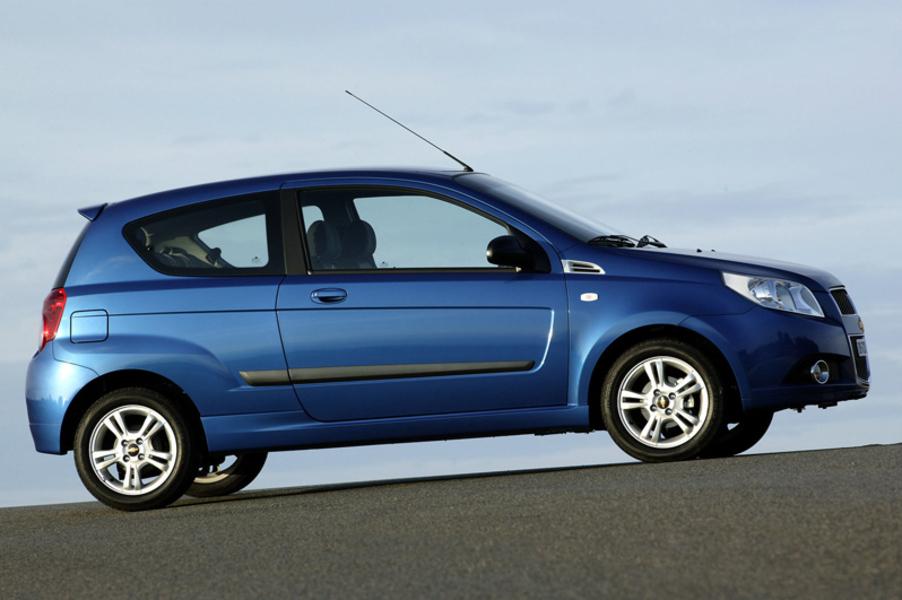 Chevrolet aveo 1 2 3 porte ls gpl eco logic 09 2009 09 for Porte logic and