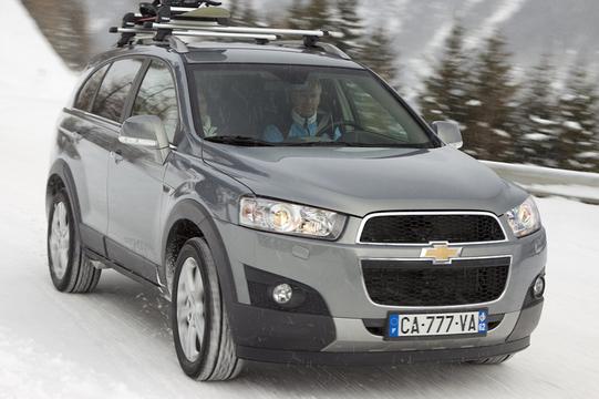 Chevrolet Captiva (2006-14) (2)