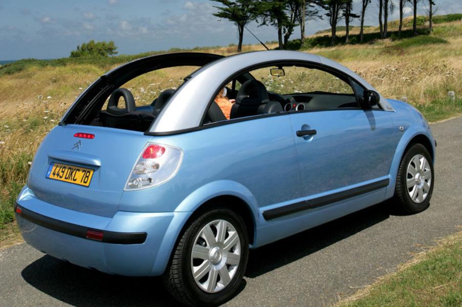 Citroen C3 Cabrio (2003-10) (4)