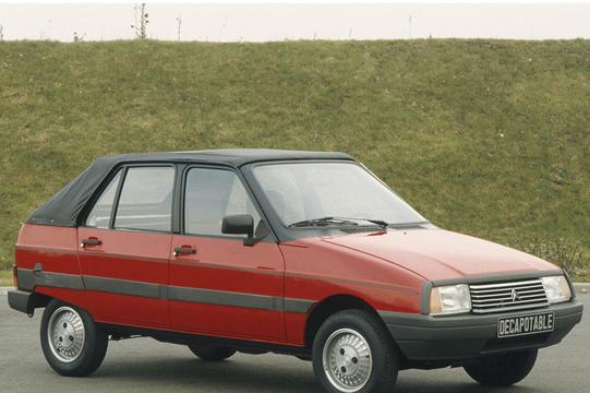 Citroen Visa Cabrio (1984-85) (2)
