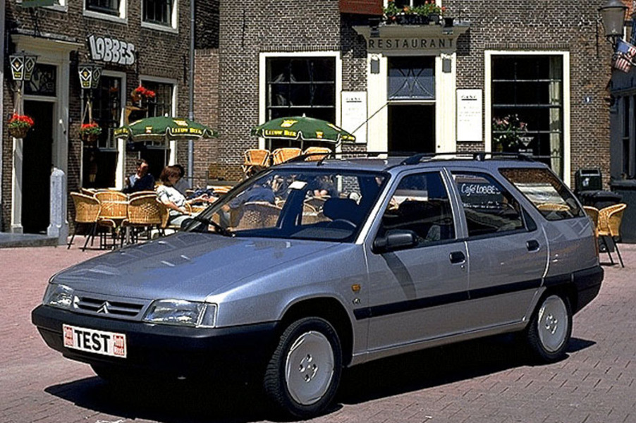 listino citroen zx station wagon 1993 98 usate. Black Bedroom Furniture Sets. Home Design Ideas