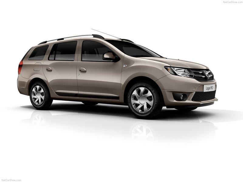 Dacia Logan (2013->>)