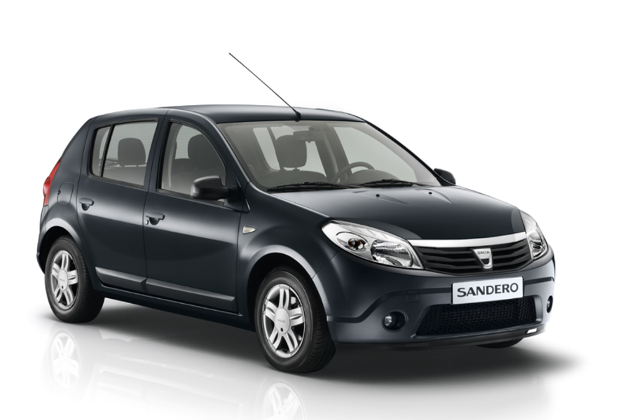 dacia sandero 1 5 dci 70cv ambiance autocarro 06 2010. Black Bedroom Furniture Sets. Home Design Ideas