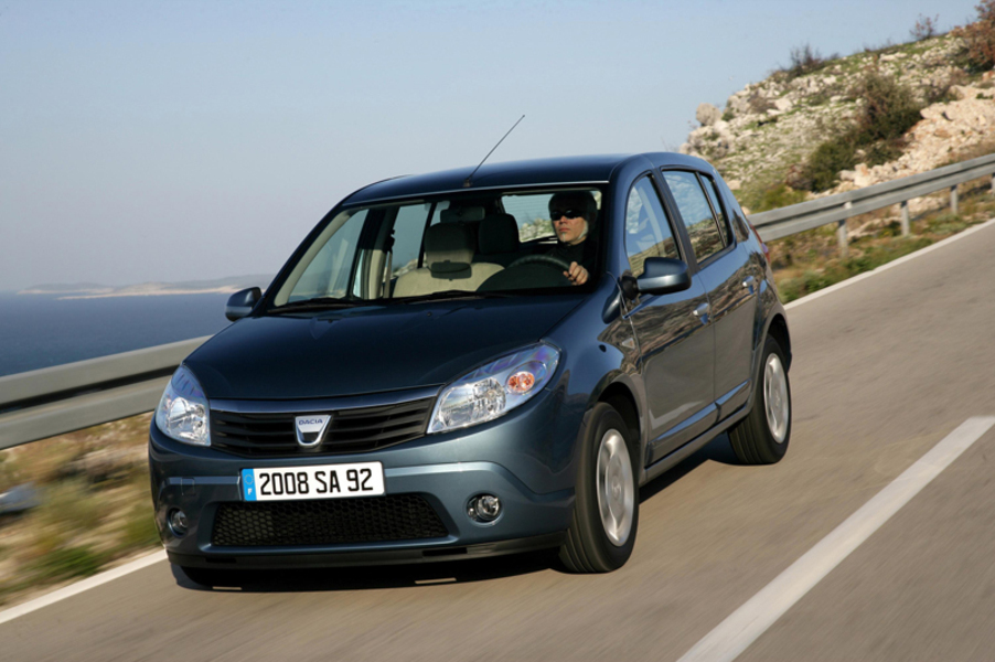 Dacia Sandero 1.2 16V (3)