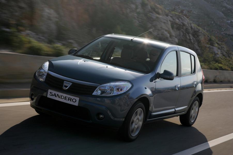 Dacia Sandero 1.2 16V (4)