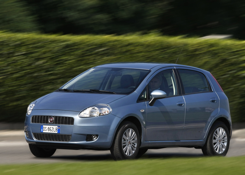 Fiat Punto - carros   Standvirtual