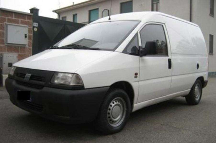 Fiat Scudo (1996-03)