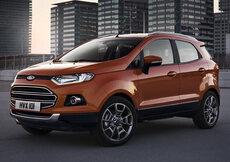 Ford EcoSport (2013->>)