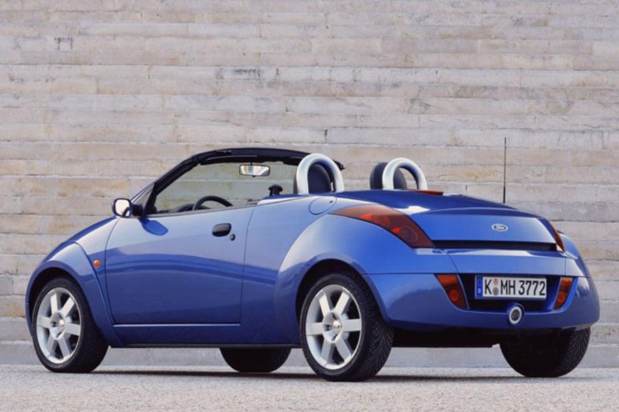 listino ford ka cabrio 2003 06 usate. Black Bedroom Furniture Sets. Home Design Ideas