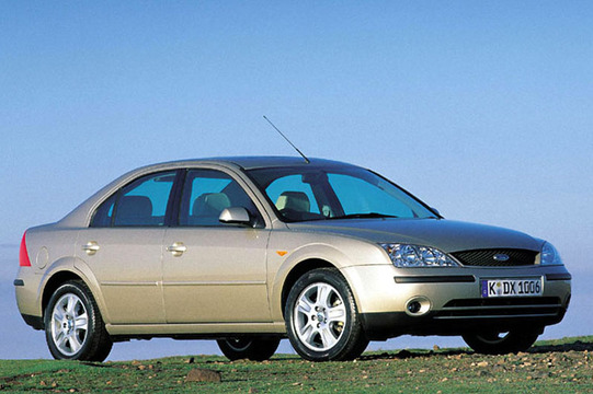 Ford Mondeo (2000-07)