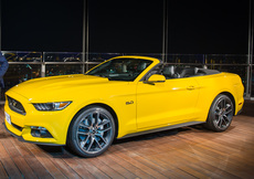 Ford Mustang Cabrio (2015->>)