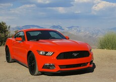 Ford Mustang Coupé (2015->>)