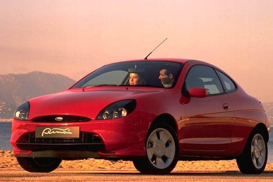 Ford Puma (1997-02)