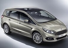 Ford S-Max (2015->>)