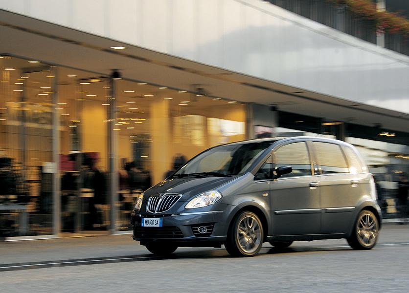 Lancia musa 1 4 16v diva 02 2011 05 2012 prezzo e - Lancia musa diva ...