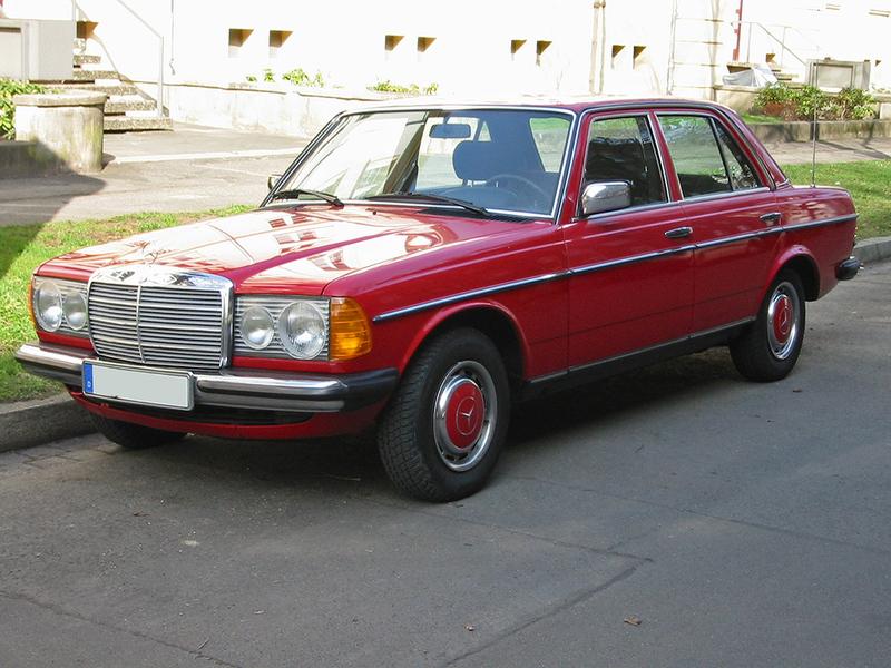Mercedes-Benz Classe 240 (1979-85)