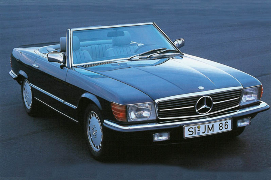 mercedes benz 300 cabrio 300 sl roadster 01 1986 07 1989 prezzo e scheda tecnica. Black Bedroom Furniture Sets. Home Design Ideas