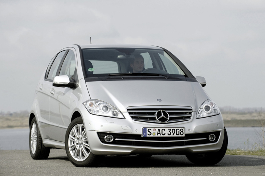 mercedes benz classe a 160 cdi blueefficiency 05 2009. Black Bedroom Furniture Sets. Home Design Ideas