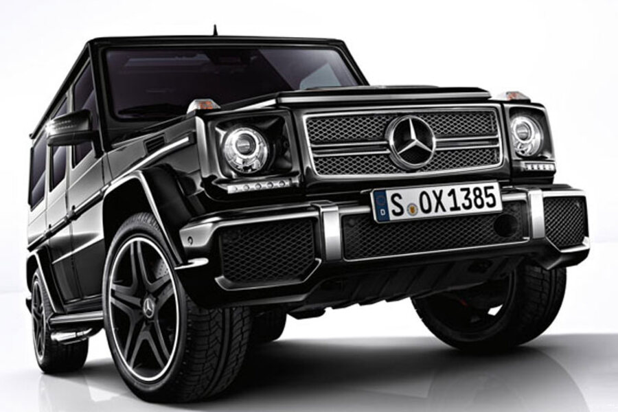 mercedes benz classe g 63 amg g force nuove listino. Black Bedroom Furniture Sets. Home Design Ideas