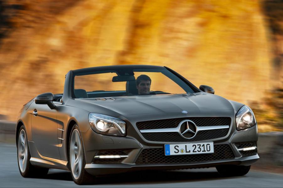 Mercedes benz sl 500 roadster 01 2016 prezzo e scheda for Mercedes benz financial credit score