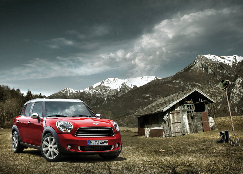 MINI Mini Countryman (2)