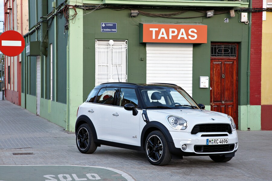 MINI Mini Countryman (4)
