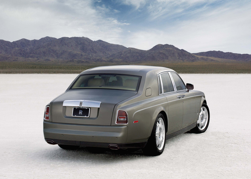 Rolls Royce Phantom (3)