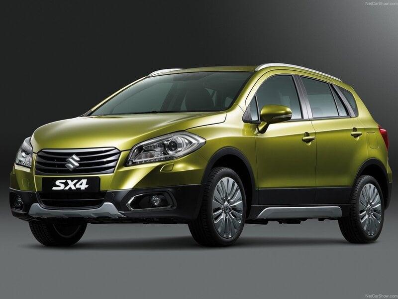 Suzuki S-Cross