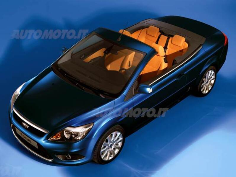 ford focus cabrio 1 6 ti vct 100cv cc tit 02 2008 12 2010 prezzo e scheda tecnica. Black Bedroom Furniture Sets. Home Design Ideas