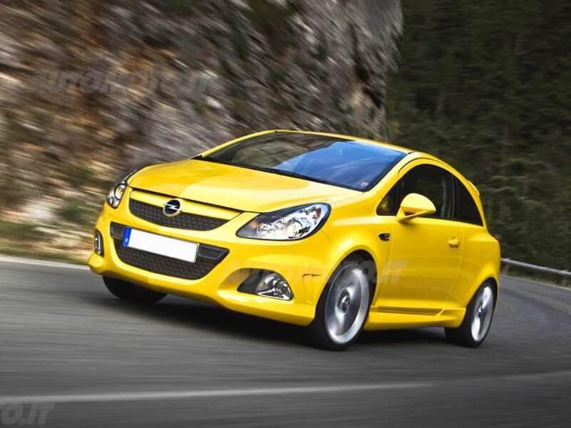 Opel Corsa 1.6 T 192CV 3 porte OPC