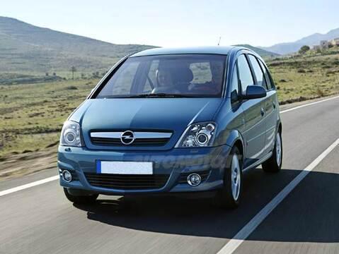 Opel Meriva (2003-11)