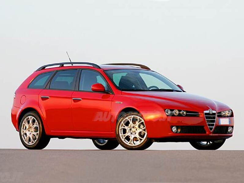 alfa romeo 159 sportwagon 2 4 jtdm 200 cv sportwagon distinctive q tronic 03 2009 02 2011. Black Bedroom Furniture Sets. Home Design Ideas