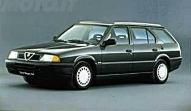 alfa romeo 33 sportwagon 1 3 4x4 firma 09 1991 05 1992 prezzo e scheda tecnica. Black Bedroom Furniture Sets. Home Design Ideas