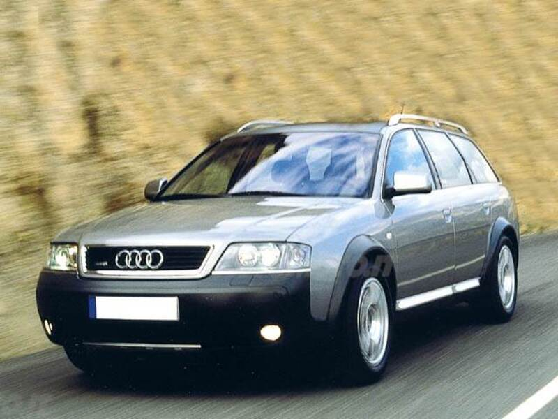 Audi A6 allroad 2.5 TDI 163 CV