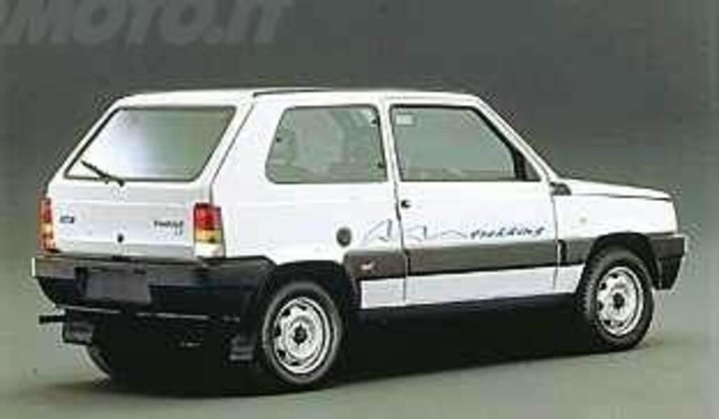 Fiat panda 1000 4x4 trekking 10 1990 05 1991 prezzo e for Panda 4x4 sisley scheda tecnica