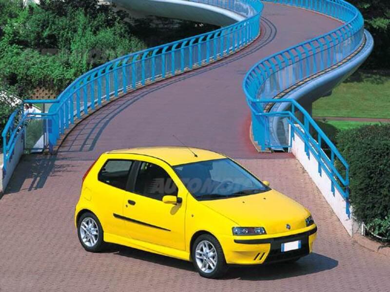 Fiat Punto 1.8i 16V cat 3 porte HGT